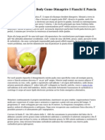Scopri IPC Method Body Come Dimagrire I Fianchi E Pancia