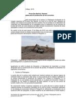 San Bartolo 06- Agregados Para La Producción Del CCR - 16 Mayo 15