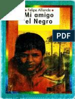 Mi Amigo El Negro - Felipe Alliende