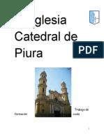 La Iglesia Catedral de Piura