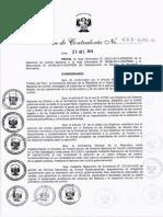 Cumplimiento - RC 473 2014 CG Manual