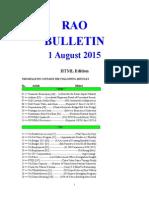 Bulletin 150801 (HTML Edition) Modified