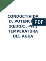 Potencial y Conductividad Electrica