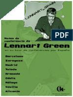 Lennart Green Nor as 2007