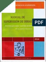 Manual de Supervisión de Obras. R MORALES