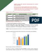 Análisis de La Situación Actual Del Comercio Internacional de Aceites Vegetales