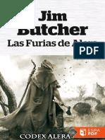 Las Furias de Alera - Jim Butcher-Codex Alera 01