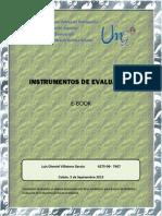 E-book Instrumentos de Evaluación Luis Villatoro