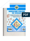 Ghana Medical Prices