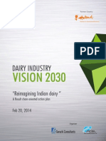 Dairy Industry Vision 2030