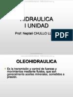 Curso Hidraulica Oleohidraulica Aplicaciones Sistemas Hidraulicos