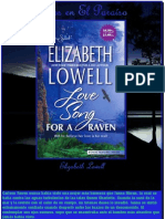 Lowell Elizabeth - Serie Hawk Raven 02 - Solos en El Paraiso - Love Song for a Raven