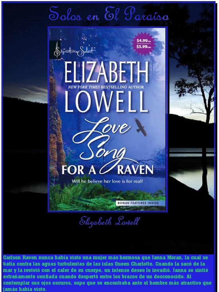 Lowell Elizabeth - Serie Hawk Raven 02 - Solos en El Paraiso - Love Song  for a Raven