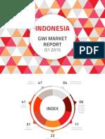 Indonesia Market Report - Q1 2015