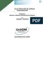 Desarrollo de Software 2