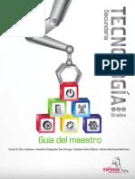 Guia Del Maestro Tecnologia 1,2,y 3.