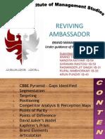 HM's Ambassador (Brand Management) Part 2