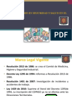 Generalidades COMITE PARITARIO