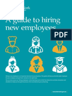 Guide to Hiring New Employees