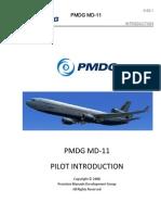 PMDG MD-11 Introduction