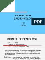 Dasar Epid