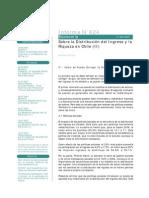 Sobre la Distribución del Ingreso y la Riqueza en Chile (II)