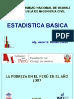 Estadistica Basica-Informacion Estadistica