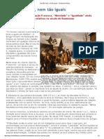 KAWAUCHE_Nem Tão Livres, Nem Tão Iguais - Revista de História