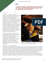 Crise Das Bússolas - Revista de História