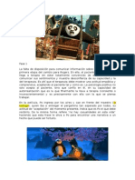 Analisis Pelicula Kung Fu Panda