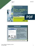 IAAS Tema 6 Indicadores Epidemiologicos