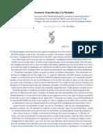 DNA La Secuencia Transducción y La Merkaba