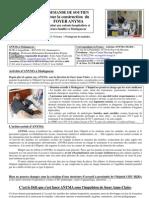 Dossier de présentation du projet de foyer pour les enfants malades à Madagascar.