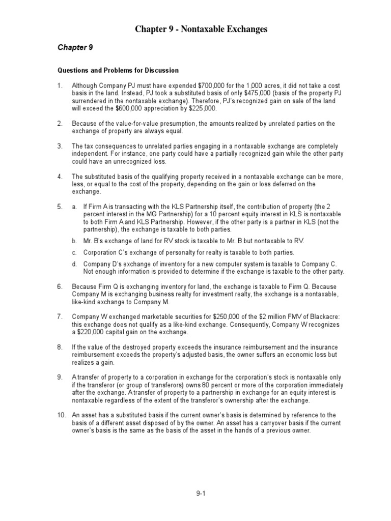 acc 430 chapter 9 expense tax deduction