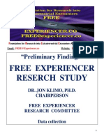Mary Rodwell - Extraterrestrial Experiencer Research Study (FREE, Experiencer.co)