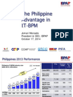 Philippine Advantage in IT-BPM