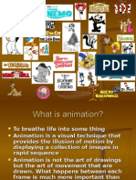 History of Animation Principles