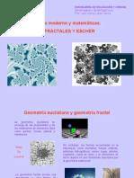 Fractales y Escher