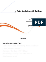 1 Big Data Analytics Tableau m1 Slides