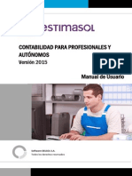 Manual EstimaSOL 2015