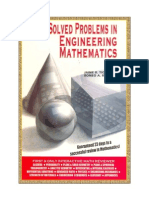 1001 Solved Problems in Engineering Mathematics by Jaime Tiong and Romeo Rojas