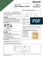 APS00B Install_50049315-2-En_Final_27Aug11 Angular Magnetic Postion Sensor