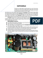 SMPS500RxE user's manual