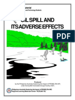 Oil Spill and Its Adverse Effects..Adopted v0.1