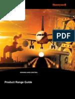 Honeywell Sensing Position Rangeguide 000709 22 En