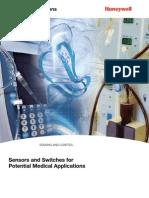 Honeywell Sensing Potential Medical Brochure 000694 3 En