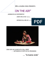 Dossier on the Air