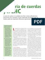Luis Ibanez-La teoria de Cuerdas y el LHC