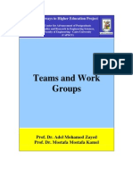 Teams & Work Groups (IMP)