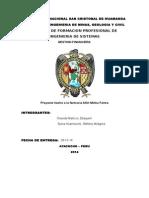 Informacion de La Empresa y El Programa
